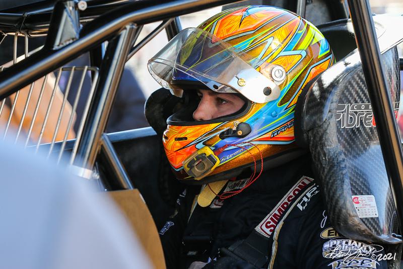 2021 Season Opener - Williams Grove Speedway - 1W Brandon Rahmer