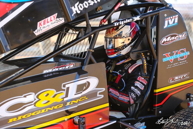 2021 Season Opener - Williams Grove Speedway - 39M Anthony Macri