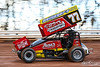Tommy Hinnershitz Memorial Spring Classic - FloRacing All Star Circuit of Champions presented by Mobil 1 - Williams Grove Speedway - 77 Derek Locke