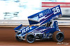 Tommy Hinnershitz Memorial Spring Classic - FloRacing All Star Circuit of Champions presented by Mobil 1 - Williams Grove Speedway - 26 Cory Eliason