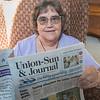 210916 Struckmann Subscriber <br /> James Neiss/staff photographer <br /> Lockport, NY - Subscriber Suzanne Struckmann.