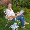 210916 Rhodes Subscriber <br /> James Neiss/staff photographer <br /> Lockport, NY - Subscriber Elaine Rhodes.