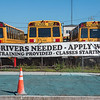 210910 Bus Drivers 2<br /> James Neiss/staff photographer <br /> Niagara Falls, NY - Niagara Falls Coach Lines is one of many bus companies looking to recruit new drivers to help alleviate the shortage.