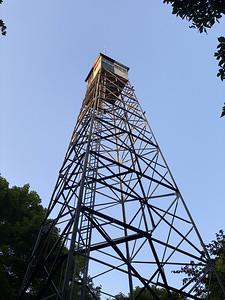 Perkinstown Lookout Tower.
