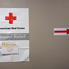 210722 Red Cross Shelter 3<br /> James Neiss/staff photographer <br /> Lockport, NY  - The American Red Cross has more than 50 cotts on hand for those who were displaced by Tuesday's flash flooding event. The American Red Cross set up a disaster relief shelter at the Rapids Fire Hall at 7195 Plank Rd. that will be available, he said, until at least Saturday.