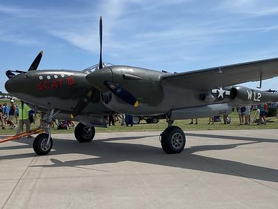 Experimental Aircraft Association airshow Wittman Regional Airport Oshkosh Wisconsin