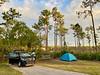 Long Pine Key Campground Everglades National Park, January 2021.