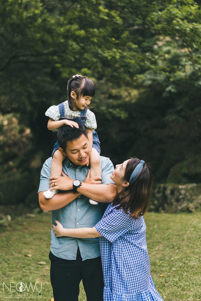 全家福,親子寫真,龍潭,戶外親子寫真