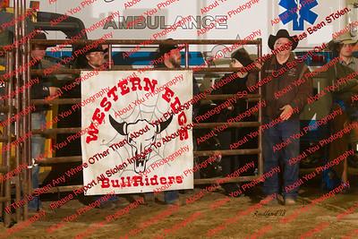 Mountrail County Bull Bash 2018
