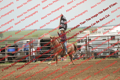 Ranch Bronc Riding - Blaisdell