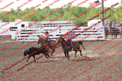 Mixed Team Roping