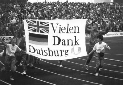 Universiade 89 Duisburg © adh