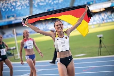 Caterina Granz Universiade 2019 © Arndt Falter