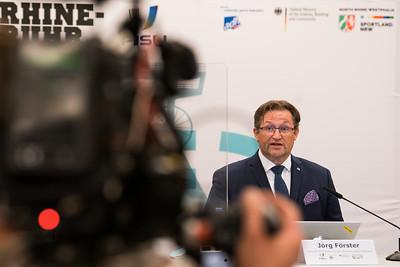 Rhine-Ruhr 2025 FISU World University Games