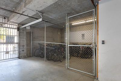W209 Bike Storage