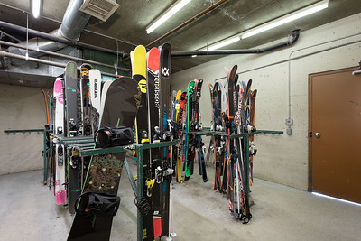 W209 Ski Storage