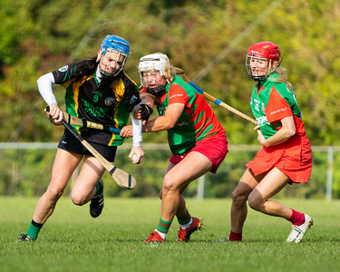 20th October 2019 Bourke Sports Tipperary Senior Camogie County Championship Final Burgess-Duharra vs Drom & Inch in the Ragg