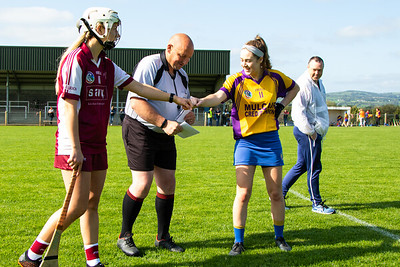 20th September 2020 - Tipperary Camogie Intermediate League Final