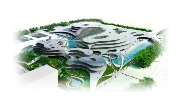 3D Building & Interior Concepts