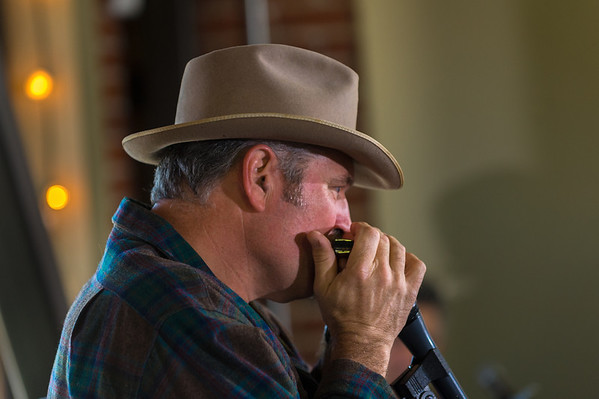 Jazz on the Harmonica