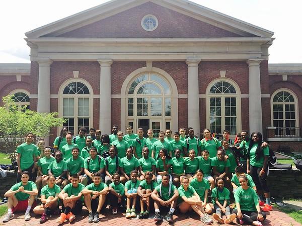 Deerfield Summer Squad - July 2015