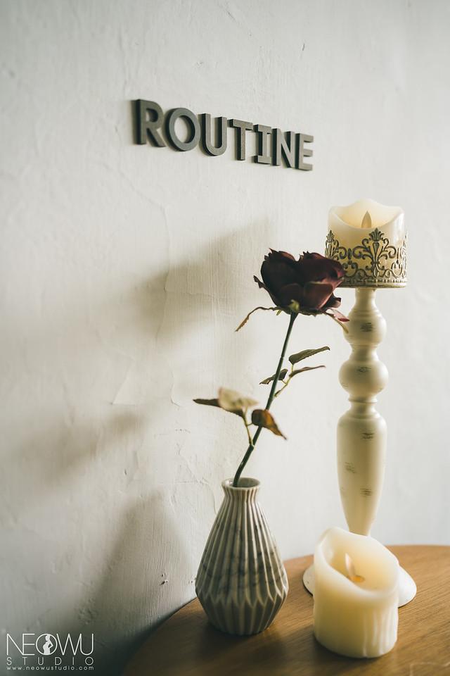 生日派對,Routine Coffee,週歲紀念