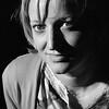 Shari Smedts portret halflicht DIAV