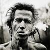 Elisa Valgaerts - zwart wit portret van Anton Corbijn
