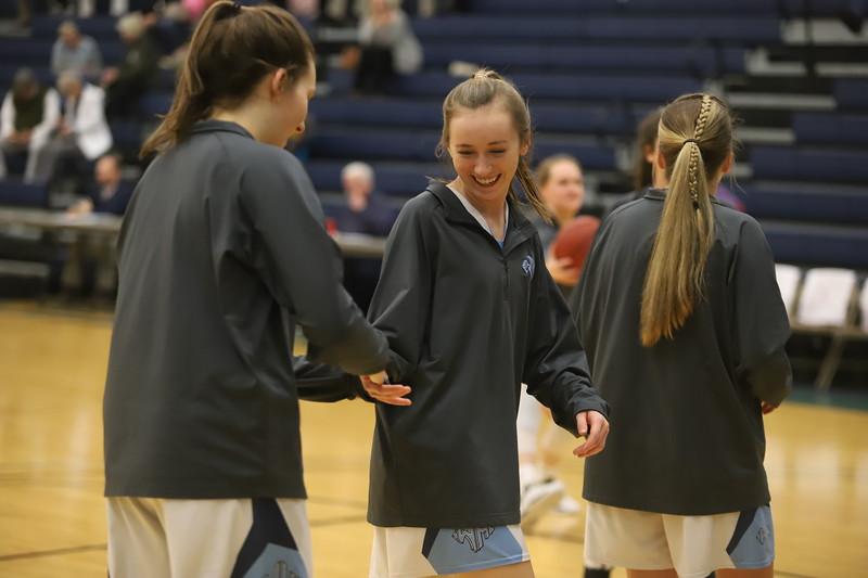 Wilson Hall girls vs. Orangeburg Prep 2.17.20