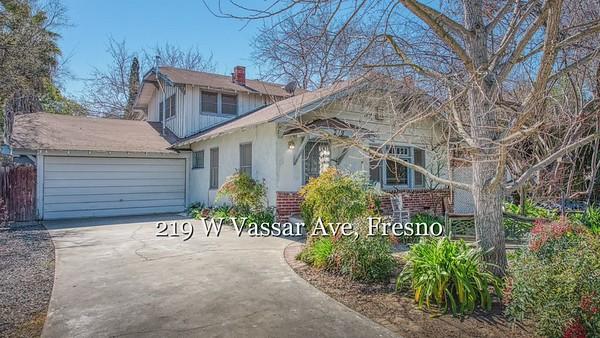 219 W Vassar Ave, Fresno