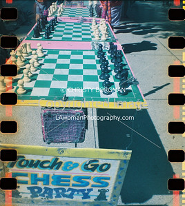 Game of chess in Chicago