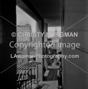 Hollywood Pinhole photography