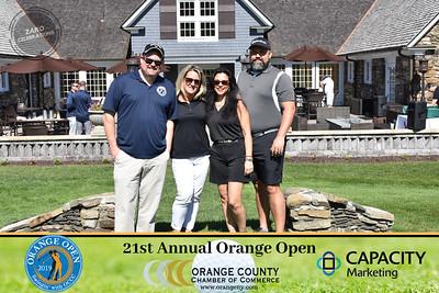 21st Annual Orange Open at Mansion Ridge, Monroe, NY