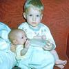 '56- Glenn holding Donna