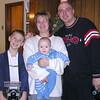 Ian,Melissa,Chris & Kaleb