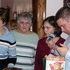 2003-with Aunt Sue, Grandma & Kim