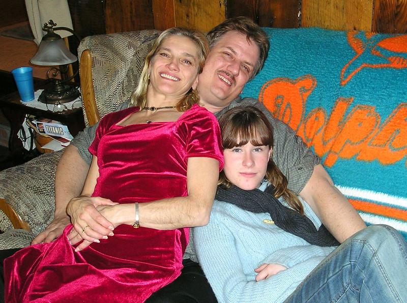 Cathy,Darryl & Tara