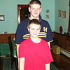 Jason & brother Joey