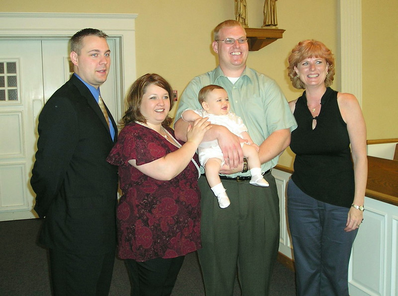 2003-Chris, Angela, Dominick, Jesse & Donna