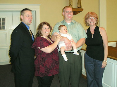 2-Dominick's Bapt - Jeff & Candy Wed