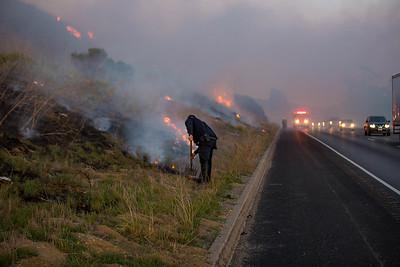 (2/21/18) El Cap Spot Fire