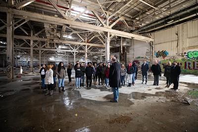 GLI Tours Anamet site in Waterbury