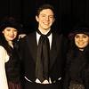 Miss Elanor Blake, Mr Montague Pruitt, Miss Isabel Yearsley As Citizens of Cloisterham