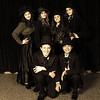 The Music Hall Royale Dancers<br /> Back row: Miss Jessica Pram, Miss Allie Myers, Miss Laura Finchley, & Miss Caroline Hester as Succubae/Furies<br /> Front row: Mr. Montague Pruitt & Mr Harry Sayles as Shade of Jasper and Shade of Drood