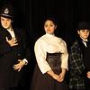 Mr Nicholas Michael, Miss Kathryn Moss, Mr Samuel I Finch as Citizens of Cloisterham