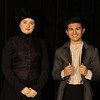 Miss Whitney Balfour as the Maid, Mr Alfred Blake as The Waiter