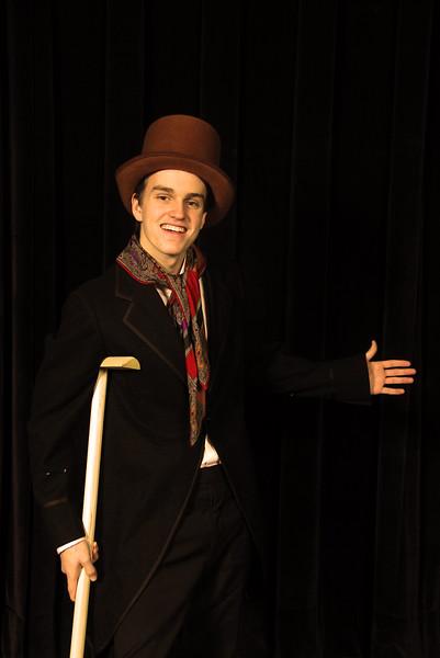 Mr Philip Bax as Bazzard