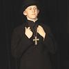 Mr Cedric Moncrieffe as The Reverend Mr Crisparkle
