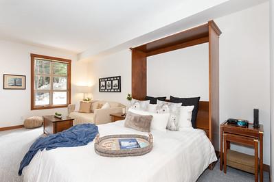 L223 Murphy Bed Open