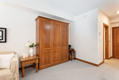 L223 Murphy Bed Closed